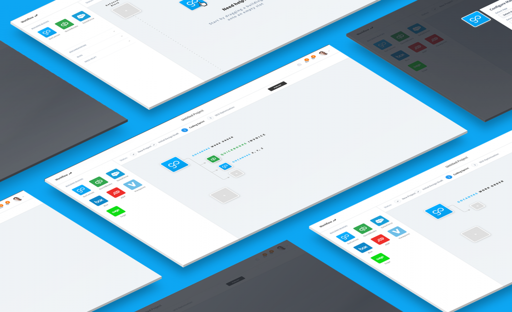 Workflow Webapp