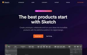 sketch app development